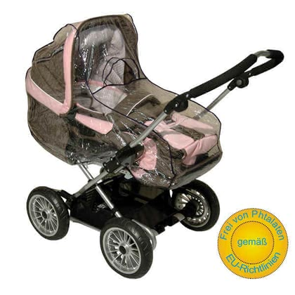 Raincover for strollers, extra large 2012 - Image de grande taille
