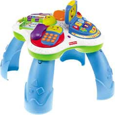 Fisher Price Learning Fun Table 2014 - Image de grande taille