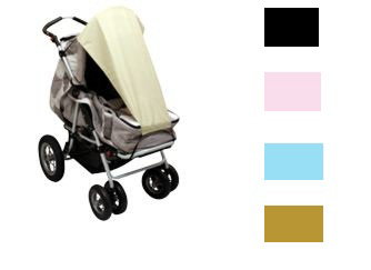 ASMi Sun canopy with UV protection for strollers 2012 - Image de grande taille
