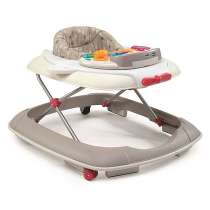 Chicco Sp@ce Baby Walker Natural 2014 - Image de grande taille