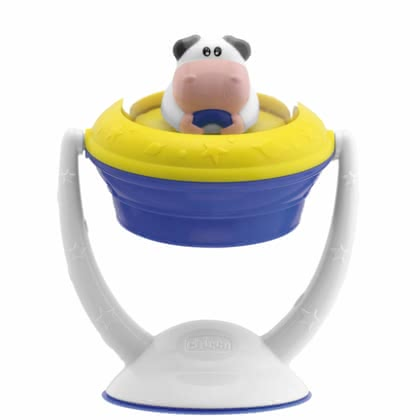 Chicco suction foot rattle Cow 2014 - Image de grande taille