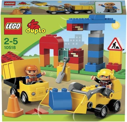 LEGO Duplo My First construction site 2015 - Image de grande taille