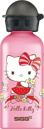 Sigg Aluminum drinking bottle with Disney motif Hello Kitty 2016 - Image de grande taille