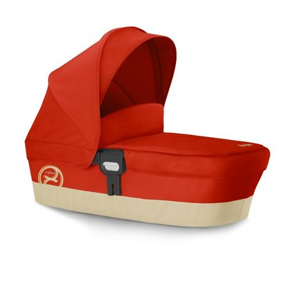 Cybex Carry Cot M Autumn Gold - burnt red 2016 - Image de grande taille
