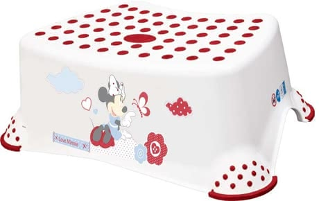 Step stool Disney Minnie Mouse 2016 - Image de grande taille