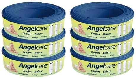 Angelcare containger for nappy bucket 6-pack 2016 - Image de grande taille