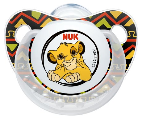 NUK Lion King TRENDLINE aspirator with ring 2016 - Image de grande taille