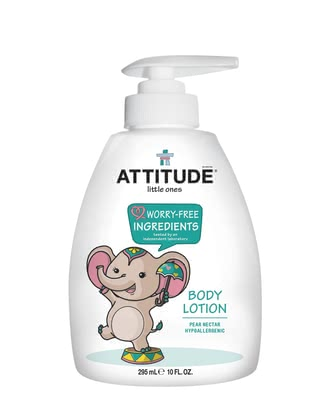 Attitude little ones Body Lotion  2016 - Image de grande taille
